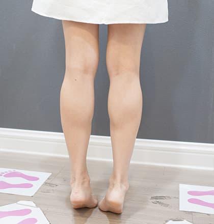 肉毒瘦小腿