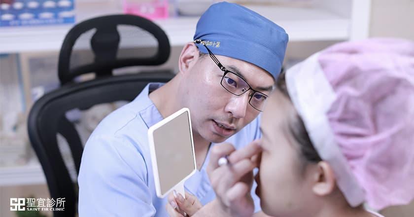 雙眼皮手術,隆鼻手術
