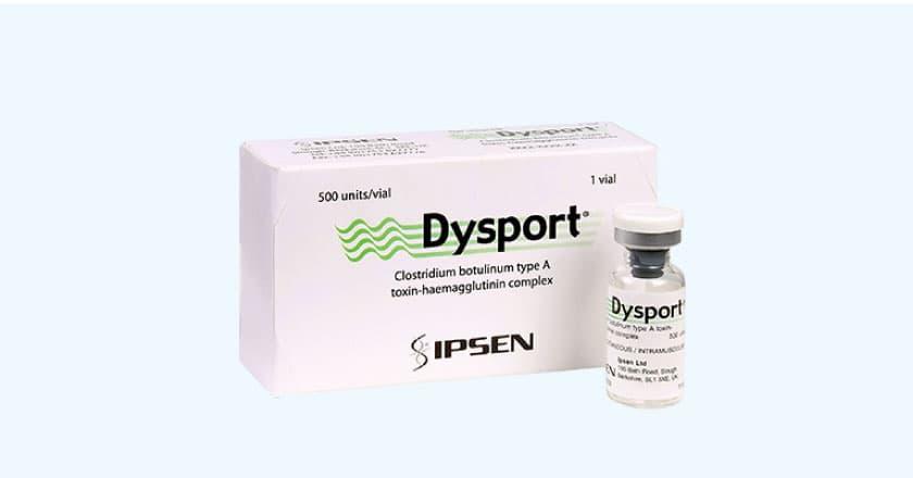 Dysport肉毒桿菌素
