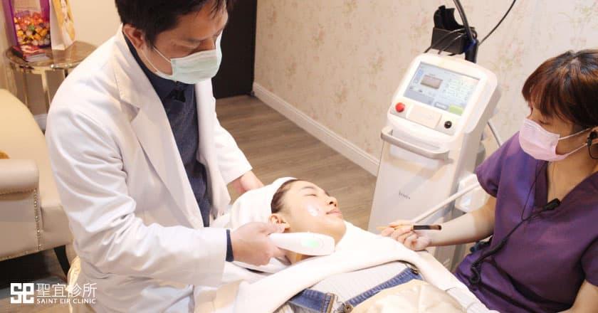 Q+音波拉提治療