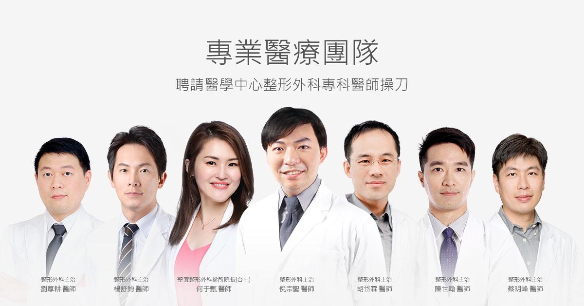 專業整形外科醫師