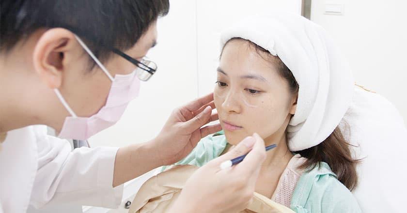 玻尿酸治療流程