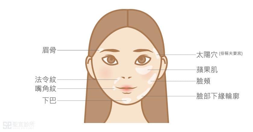 晶亮瓷立體精緻輪廓的心肌法則