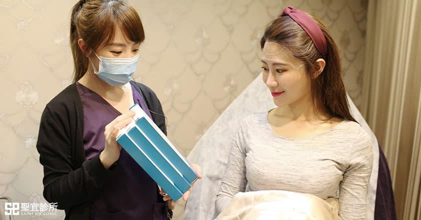 晶亮瓷治療過程