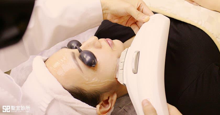 治療過程-CellecV雷射治療