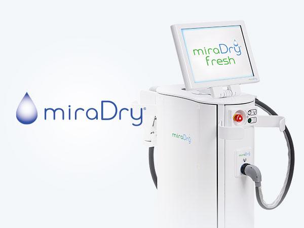 miraDry清新微波熱能止汗術
